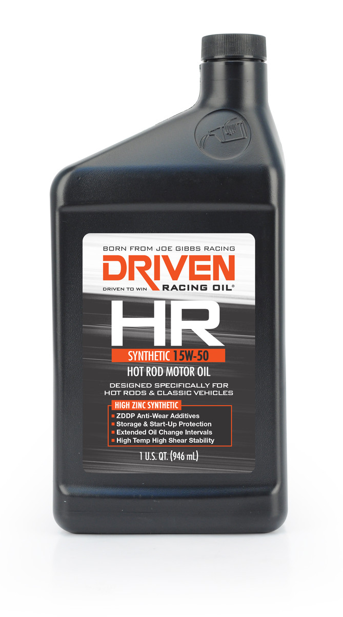 Driven 15w 50 Synthetic Hr Oil