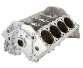 Brodix Aluminum (4 125 Bore 400 Mains)